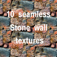 Stone Wall Collection 8