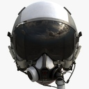 military helmet 3D models