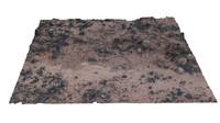 Volcanic Desert scan HD 8K
