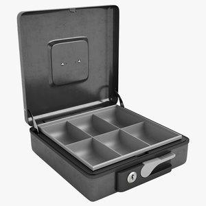 cash box open max