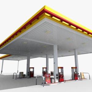 3d gas pumps peak oil tanker