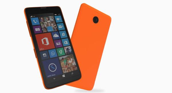 3d mobile lumia
