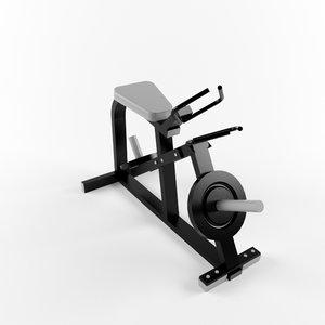 maya gym equipment