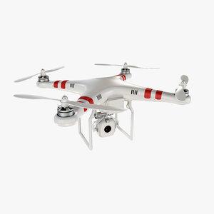 max phantom drone