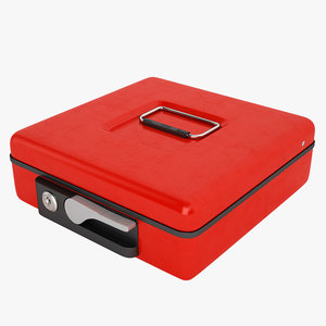 3ds max cash box