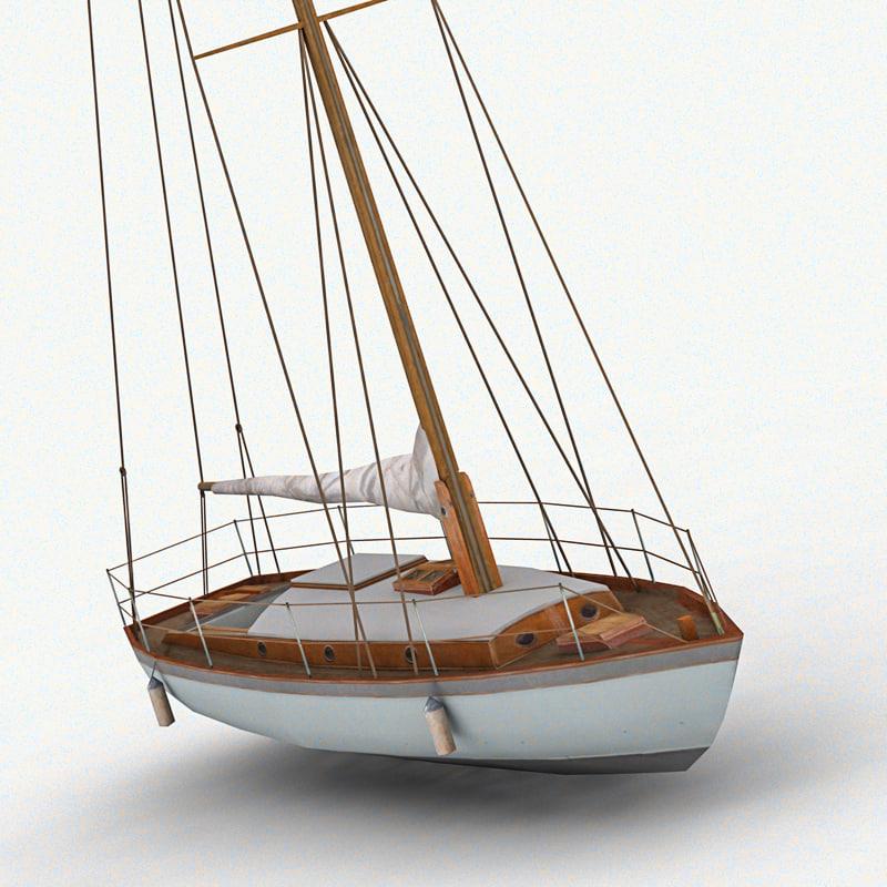 sailboat games 3d c4d