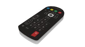 3d remote controller
