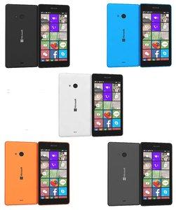 max microsoft lumia 540 dual