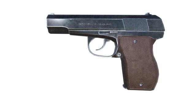 pistol unity ready max