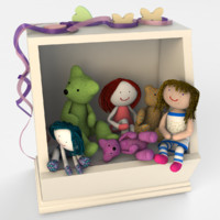 Box of toys 2
