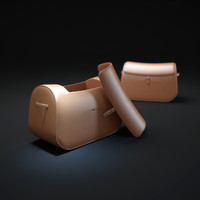 3d model nuno-245-stool