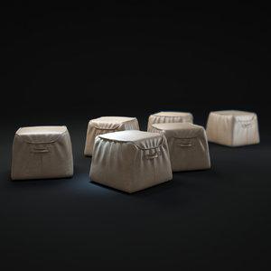 3d maio-stool model