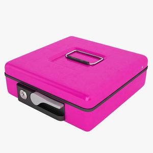 3d cash box
