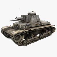 lt light tank 3d max