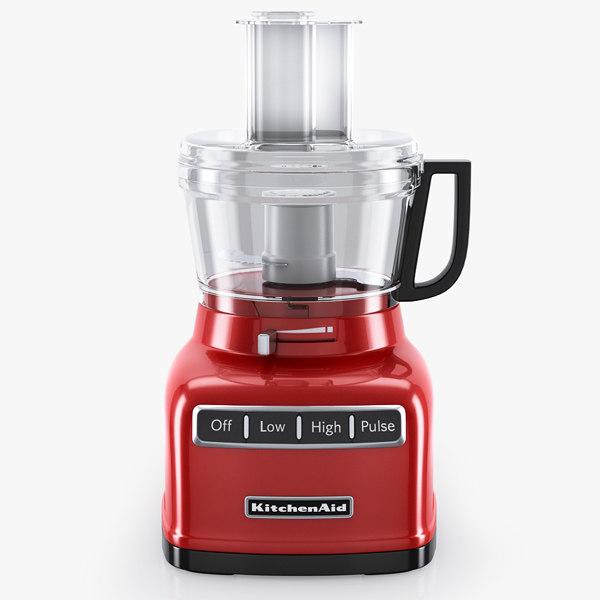 7-cup food processor 3ds