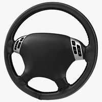 steering wheel 3ds