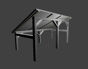 3d model ready stable