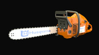 power saw 3d model