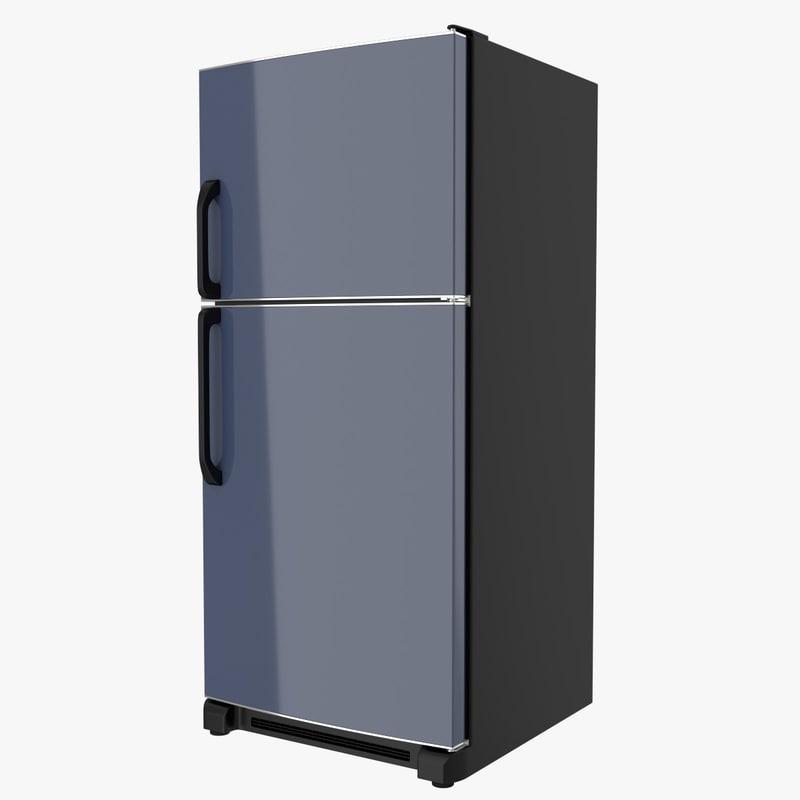 obj refrigerator
