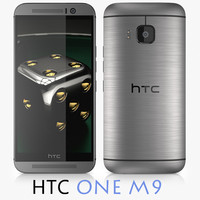 HTC One M9 Space Gray