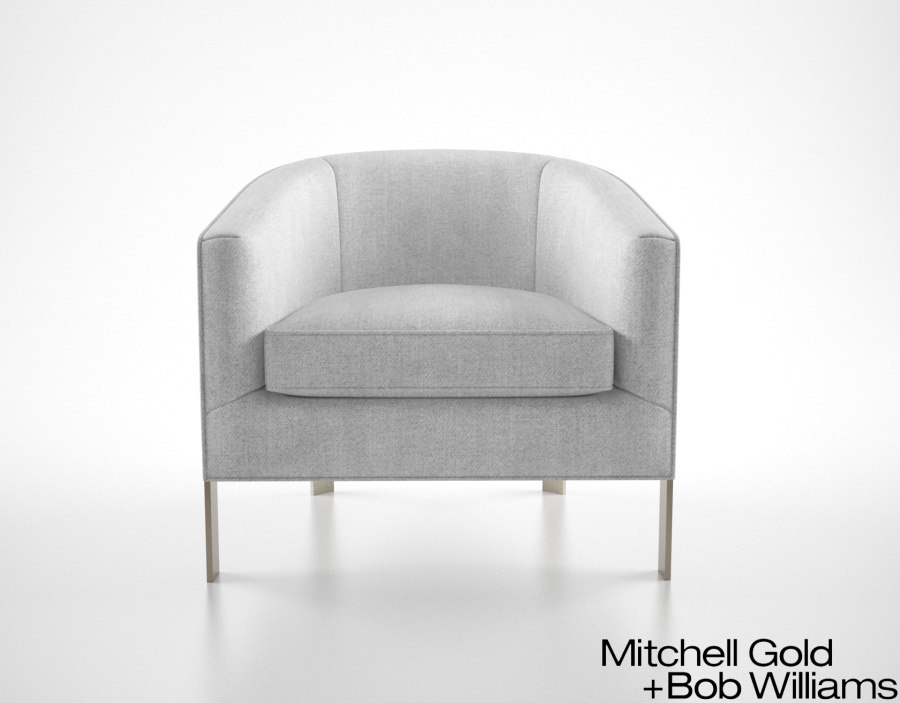 Prime Mitchell Gold And Bob Williams Avery Chair Home Interior And Landscaping Oversignezvosmurscom