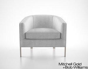 3d mitchell gold bob williams
