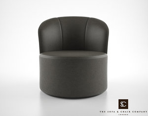 3d sofa chair company olivier