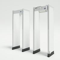 3d scaner gate security model