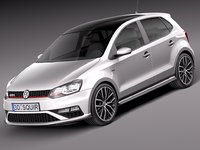 Volkswagen Polo GTI 5-door 2015
