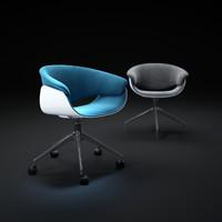3d b b-sina-chair