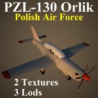 3d model orlik plf
