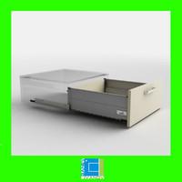 3d model of hettich innotech 144mm