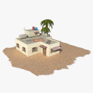 max arab building house 3