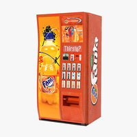 fanta vending machine max