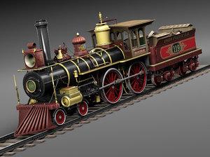 train steam union 3d 3ds