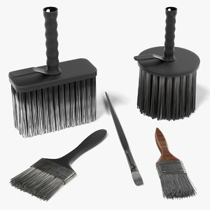 used brushes 3ds