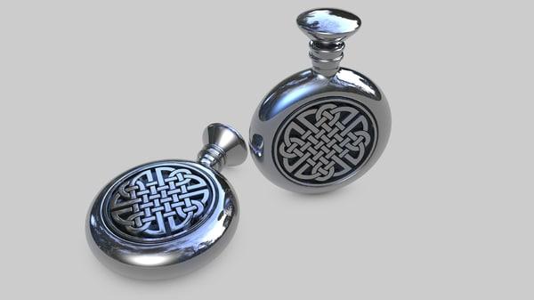 c4d celtic flask