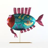 metal fish max