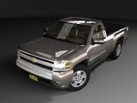 Chevrolet Silverado RegCab (GMT900)