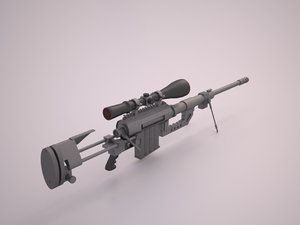 rifle sniper intervention obj