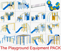 playground equipment pack max