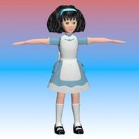 max girl character
