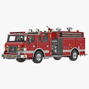 truck apparatus c4d