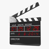 Digital Clapperboard