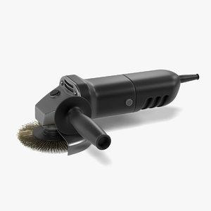 3d power tool - grinder