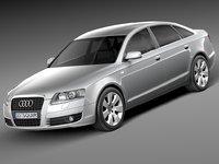 3d sedan audi 2008 model