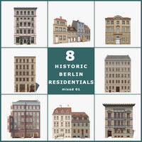 3ds 8 historic berlin residentials