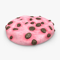 max cookie pink chocolate