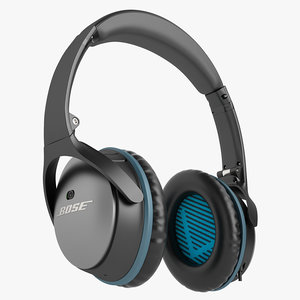 obj bose quietcomfort 25