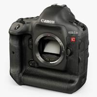 Canon EOS-1D C 4K